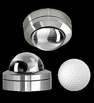 GOST Xtreme Stainless Steel Mini Dome Security Camera