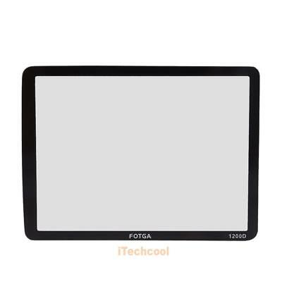 FOTGA LCD Hard Optical Glass Screen Protector For Canon EOS 1200D DSLR #T1K