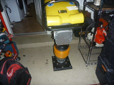 Jumping Jack /  RM160HD Compactor Impact Force HD Heavy Duty
