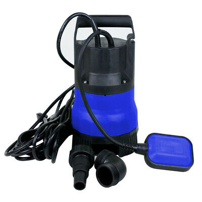Submersible Water Pump Anjon 2000 GPH Asynchronous Waterfall Pond Pump