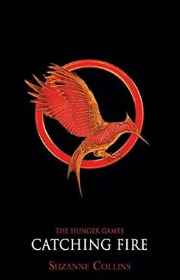 The Hunger Games 2. Catching Fire Book The Cheap Fast Free Post