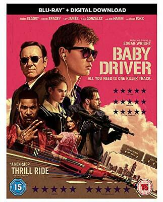 Baby Driver [Blu-ray] [2017] [Region Free] - DVD  NTVG The Cheap Fast Free Post
