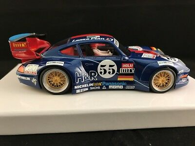Rs0002 Revo Slot Porsche 911 Gt2 Wilkinson Sword 1:32