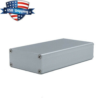 Aluminum DIY Project Box Extruded Enclosure Shell Case Electronic 110*57*24mm