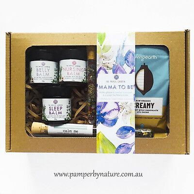 The Physic Garden - Mama To Be Gift Box Mini