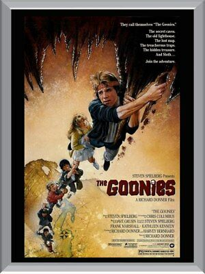 The Goonies A1 To A4 Size Poster Prints