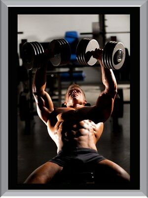 Body Builder A1 To A4 Size Poster Prints