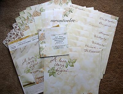 Creative Memories Once Upon a Wedding Perfect Fit Album Kit