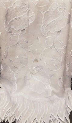 New Elegant African Wedding Latest Lace Fabric