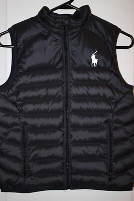 Polo Ralph Lauren Vest  Black  Size S Kids