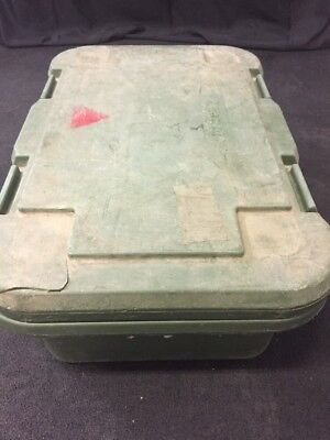 """CAMBRO Camcarrier Food Storage Pan Container Carrier UPCS160 6"""" Deep #3 See Des"""