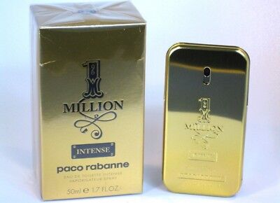 Paco Rabanne 1 Million Edt Intense 50 ml