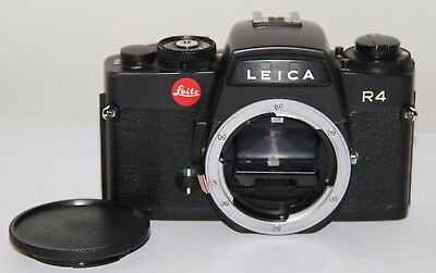 Leica R4 Body Made In 1981 Looks Nice and Works Great