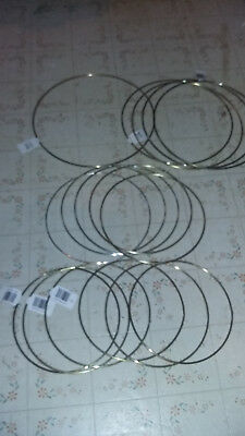 16 Metal Hoops For Powwow Crafts Dreamcatchers Mandellas Other Craft Projects