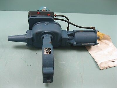 """4"""" Dezurik SS Wafer BHP High Performance Actuated Butterfly Valve NEW E4 (2265)"""
