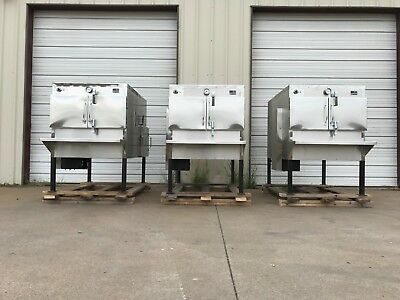 "Insulated 36"" x 36"" Rotisserie Smoker - Call Before You Buy"