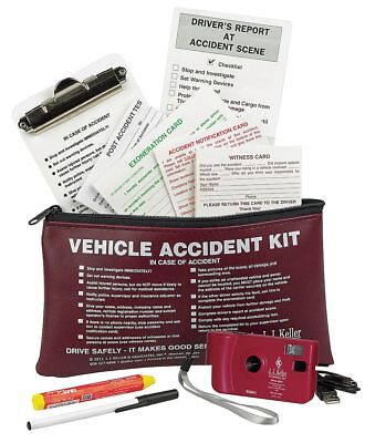 JJ Keller Accident Report Kit, Audit/Inves/Records - 36052