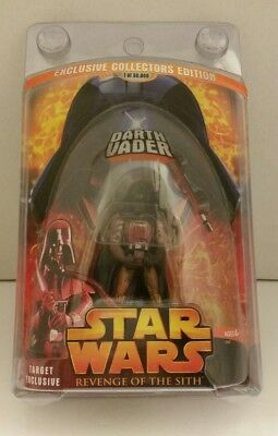NEW Star Wars Revenge Of The Sith Target Exclusive Lava Darth Vader