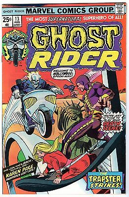 Ghost Rider #13 - Very Fine Condition!