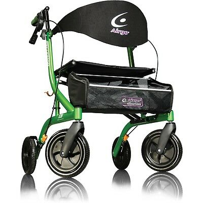 Airgo Excursion X20 Rollator and Walker - Standard Height (Lime) Lime