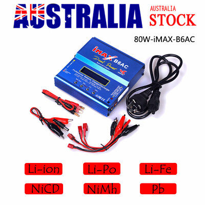 IMAX B6AC Dual Power Battery Balance Charger/Discharger Lipo NiMH RC Balancer