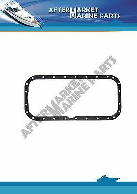 Volvo penta oil pan gasket D30 D31 D32 replaces: 861250 860684 1544124