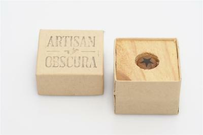 Artisan Obscura Soft Release Convex WILD OLIVE STAR Large