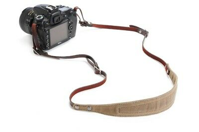 "ONA "" The Lima Camera Strap "" Field Tan"