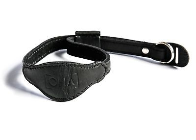 ONA - The Kyoto - Black Leather Camera Wrist Strap