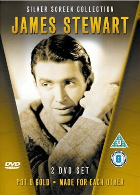 James Stewart Silver Screen Collection [DVD] - DVD  BGVG The Cheap Fast Free