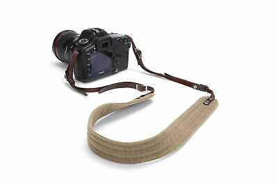 ONA - The Presidio Camera Strap - Field Tan