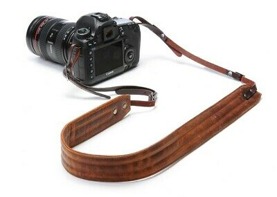 ONA - The Leather Presidio Camera Strap Antique Cognac