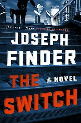 The Switch  (ExLib) by Joseph Finder