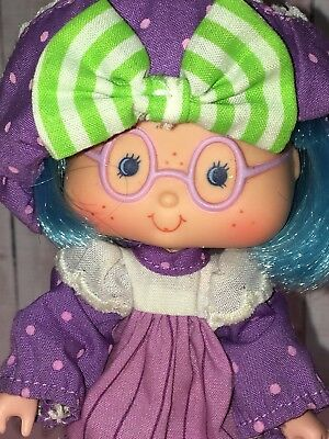 Vintage Strawberry Shortcake Plum Puddin doll PRICE REDUCED