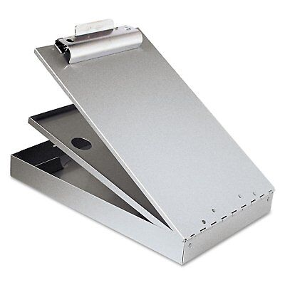 "Recycled Aluminum Clipboard Storage Cruiser Mate 8.5"" X 12"" with 2 Compartment"