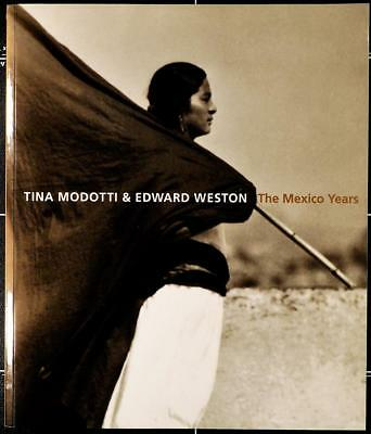 TINA MODOTTI & EDWARD WESTON - The Mexico Years