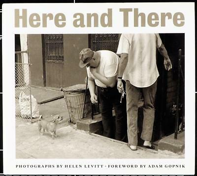 Here And There - Photographs By Helen Levitt