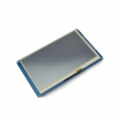 7 Inch 800 x 480 TFT Touch LCD Display Module MCU Bus CPLD SDRAM