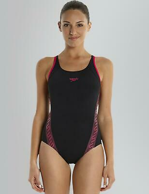 Speedo Monogram Muscleback Swimsuit 8087333597