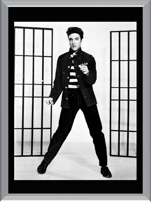 Elvis Presley Jailhouse A1 To A4 Size Poster Prints