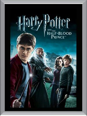 Harry potter And The Half-Blood Prince Movie A1 To A4 Size Poster Prints