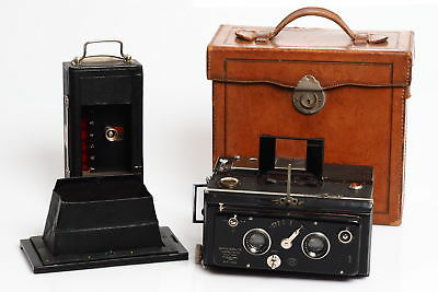 Suffize & Molitor SUMO 6x13cm Stereo Camera Outfit