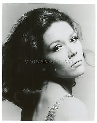 DIANA RIGG THE AVENGERS 60s VINTAGE PHOTO R80