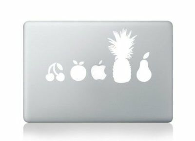 Macbook Compatible 13 inch decal stickers sticker Fruit Cocktail art for Apple