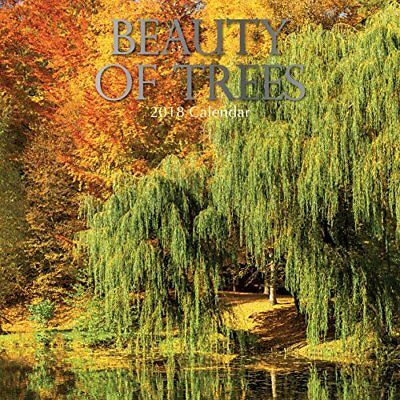 2018 Beauty of Trees Calendar by The Gifted Beautiful Nature Forest
