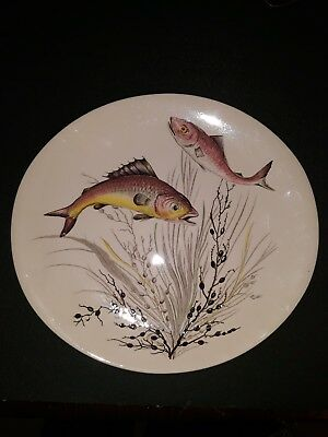 Johnson Brothers Fish design no 3 dinner plate