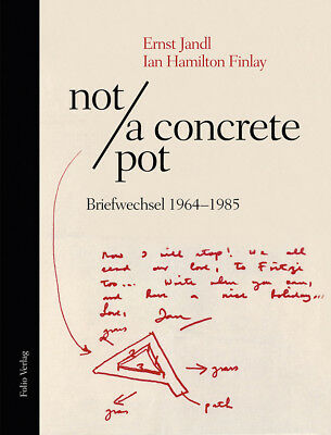 not / a concrete pot, Ernst Jandl