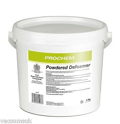 Prochem S762-02 Powdered Defoamer 4kg x 2