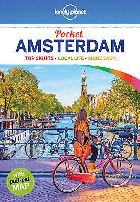 Lonely Planet POCKET AMSTERDAM Travel Guide BRAND NEW 9781742208930