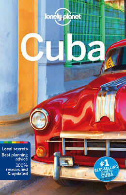 Lonely Planet Cuba Travel Guide 2017 BRAND NEW 9781786571496